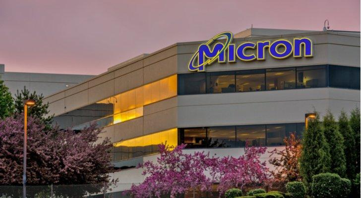 Chip Stocks to Buy: Micron (MU)