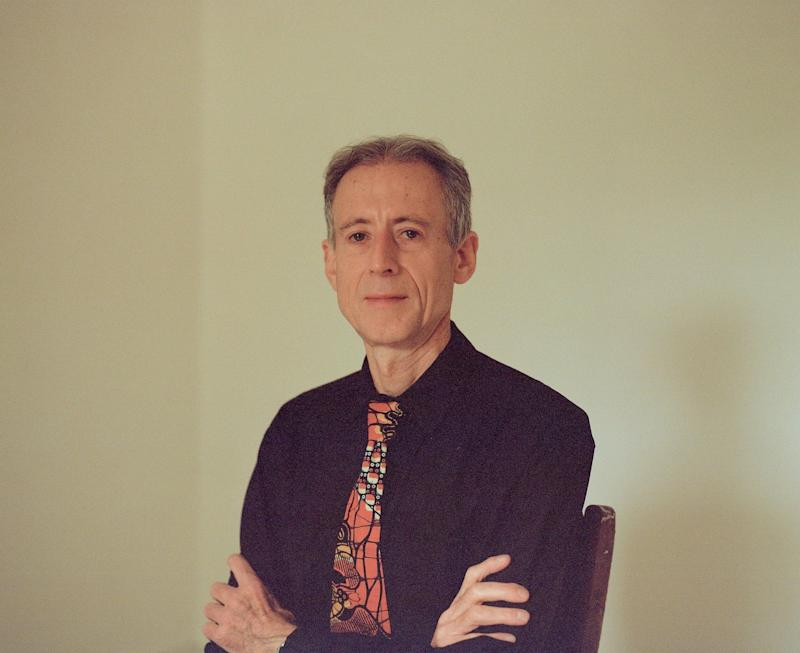 Peter Tatchell has suffered more than 300 assaults during his time as an LGBT and human rights campaigner. (Photo: STUDIOGRABDOWN for HuffPost)
