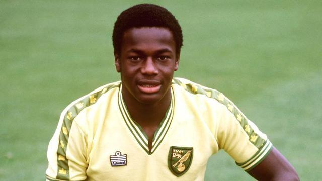 Justin Fashanu's career stalled at Nottingham Forest after rumours emerged of his homosexuality.