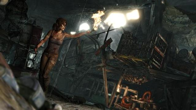 Tomb Raider Debut Trailer Is Light On Gameplay Heavy On Eye Candy