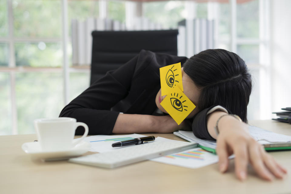 How to avoid virtual meeting fatigue. Source: Getty