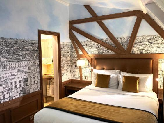 Hotel Gavarni was the first in Paris to be granted the European Ecolabel (Hotel Gavarni)