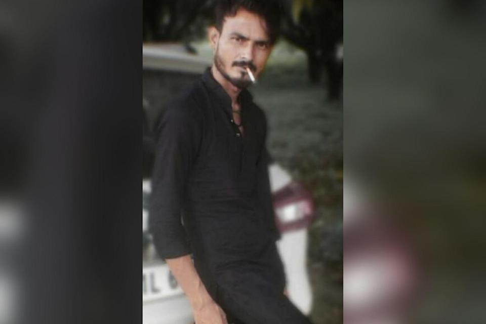 A picture of Sirtaj Ali as submitted by Bhupendra to police