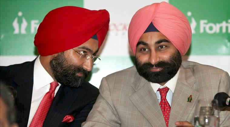ranbaxy, ranbaxy promoters raid, case against ranbaxy, Malvinder Mohan Singh, Shivinder Mohan Singh, Religare Enterprises, Religare, black money, Mauritius Leaks, Daiichi Sankyo Case, Fortis, Fortis healthcare, Religare offshore companies, business news, indian express