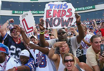 So far, so good for the Bills and their fans