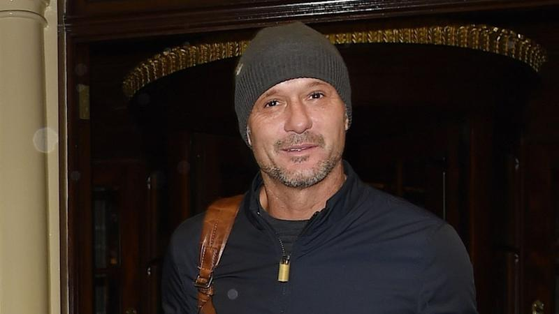 Tim McGraw All Smiles With Faith Hill in First Public Sighting Since Collapsing Onstage