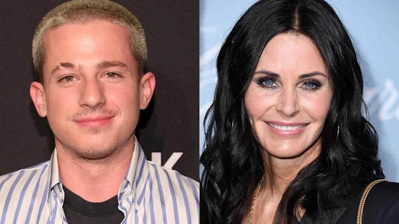 Courteney Cox Quizzes 'Friends' Super Fan Charlie Puth About His Knowledge of the Show