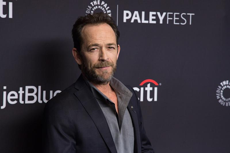 Luke Perry's Daughter Releases First Statement After His Sudden Death
