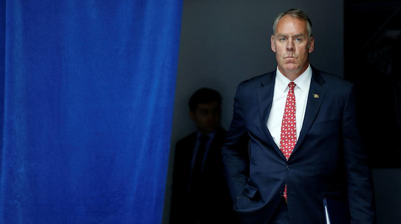 Interior Secretary Failed To Keep Proper Travel Records, Watchdog Group Says