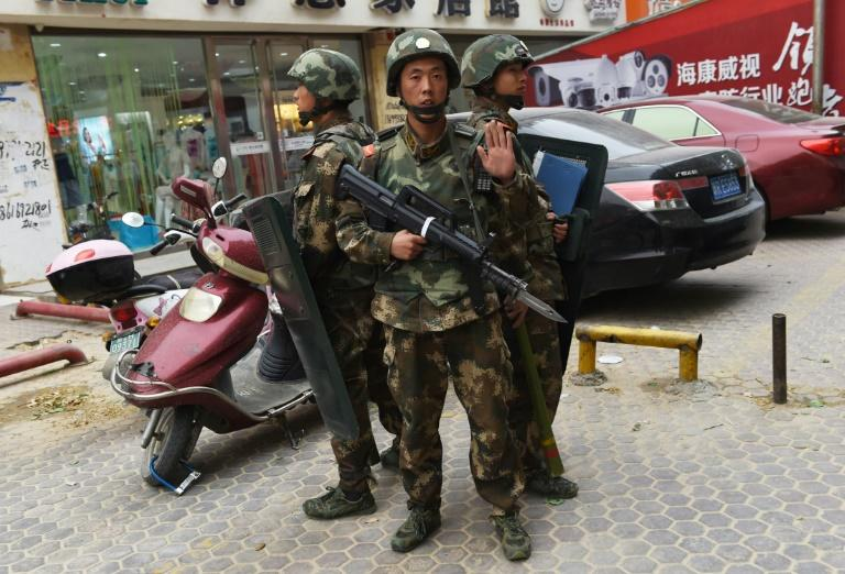 After IS video, China vows to fight Uighur militants