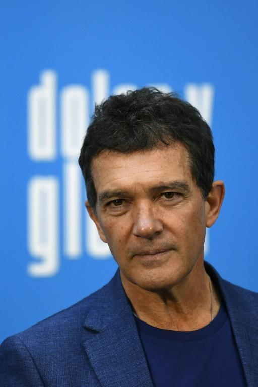 Spanish actor Antonio Banderas plays the filmmaker and in the movie sports Almodovar's trademark spiky white hair and bright clothes but does not imitate the director's mannerisms