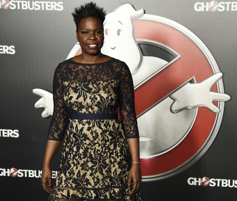 Leslie Jones returns to Twitter after racist harassment
