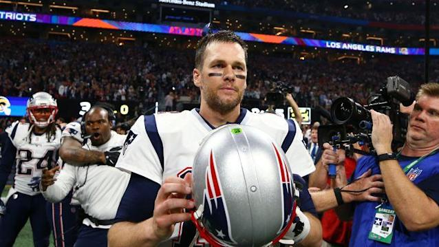 The New England Patriots are coming off their sixth Super Bowl championship, and oddsmakers in Las Vegas don't think the team's dominance is going to end anytime soon.