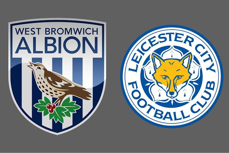 West Bromwich Albion-Leicester City