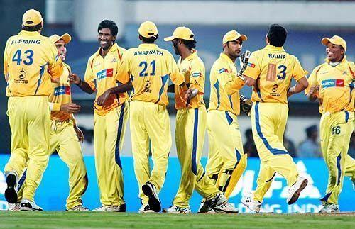 CSK got off to an incredible start in the Indian Premier League