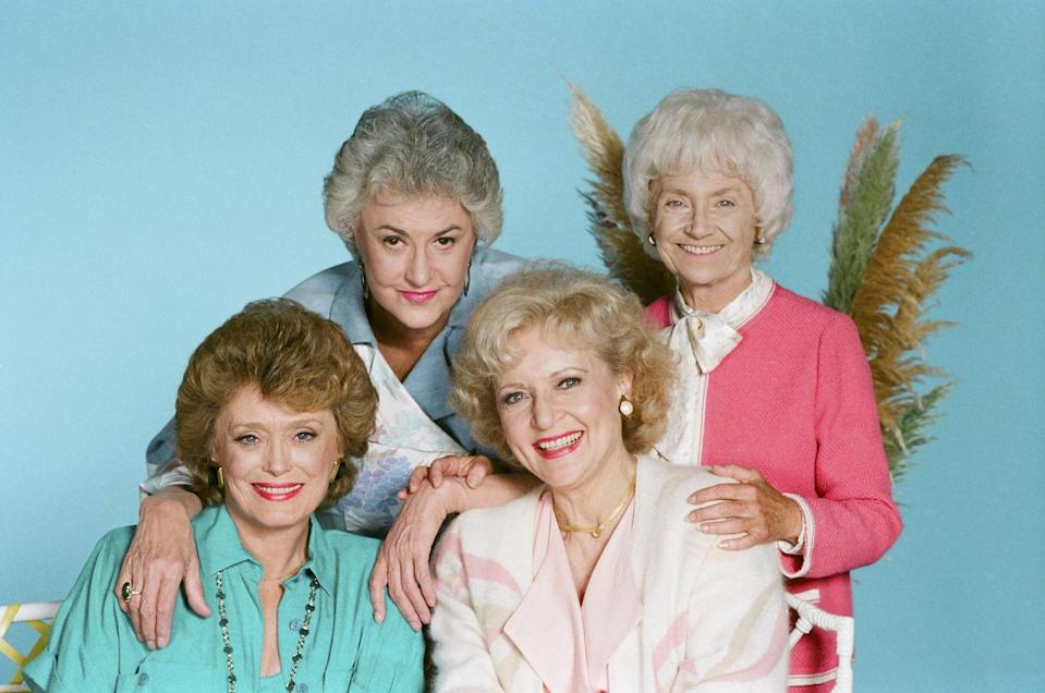 "<p><em>The Golden Girls</em> continued to be extremely successful, partly because it put older women in a new perspective. When speaking about the show in a later interview, <a href=""http://www.today.com/id/39191142/ns/today-today_entertainment/t/betty-white-looks-back-golden-girls/#.XCuEbpNKjOQ"" rel=""nofollow noopener"" target=""_blank"" data-ylk=""slk:White said,"" class=""link rapid-noclick-resp"">White said,</a> ""I think we were just trying to tell it like it is. I think older women still have a full life. Maybe the writers don't address it these days, but it doesn't change the fact.""</p>"