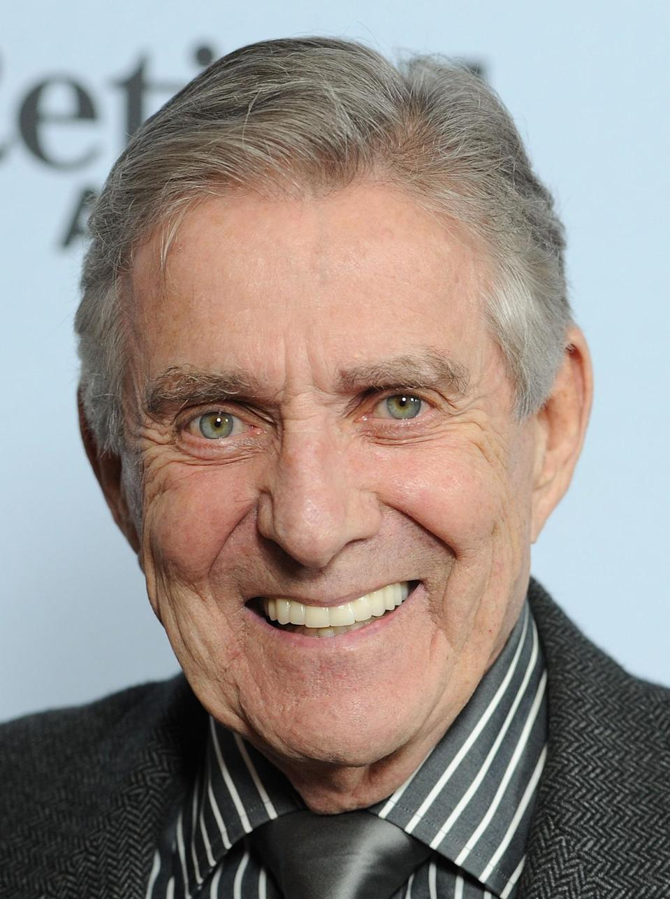 "<p>""One Day at a Time"" star Pat Harrington Jr. died on Jan. 6, 2016 at 86. Photo from Getty Images </p>"
