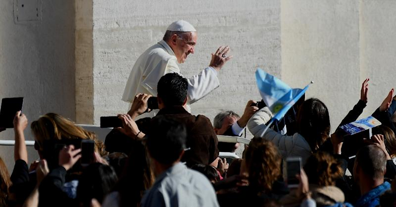 There are concerns that Pope Francis's reform process has not been far-reaching enough (AFP Photo/VINCENZO PINTO)