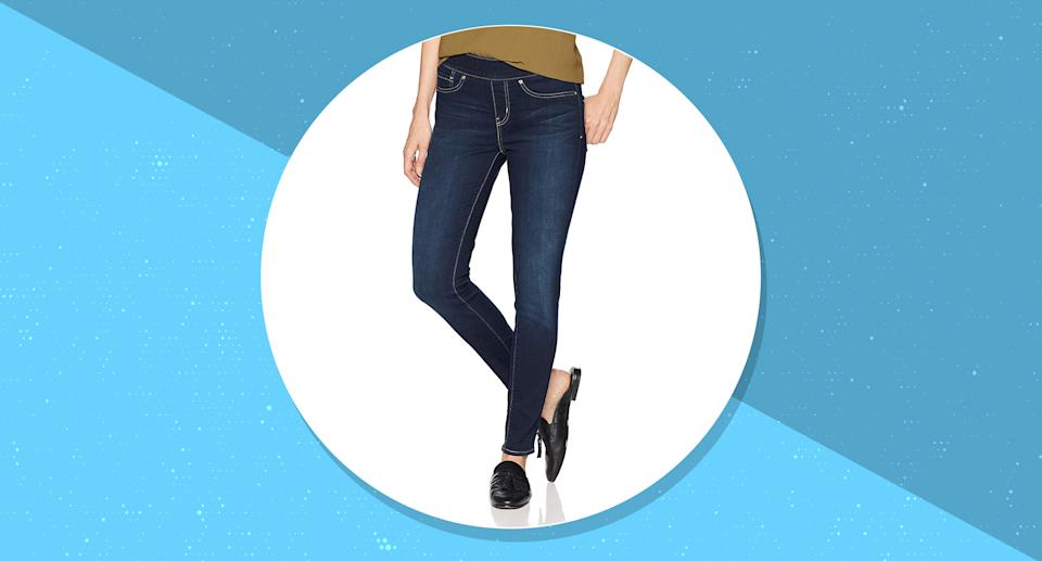 Jeans that look good and feel good. What could be better? (Photo: Amazon)