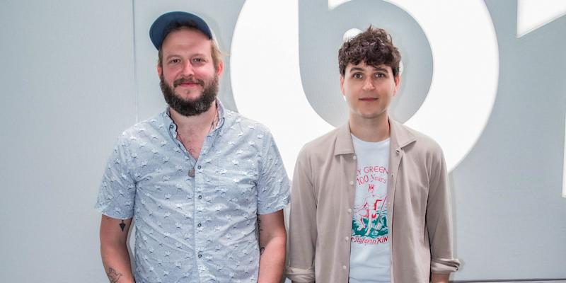 """Bon Iver and Ezra Koenig Go Deep in 2-Hour """"Time Crisis"""" Chat: Listen"""