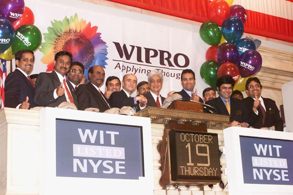 No.3: IT giant Wipro lost out to its rival during recession but the company is slowly pulling itself back into the race.