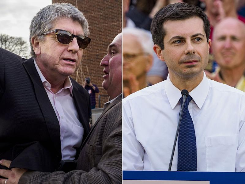 Pete Buttigieg, Who Could Be the First Openly Gay President, Faces Anti-Gay Heckling at Iowa Rally: See His Response