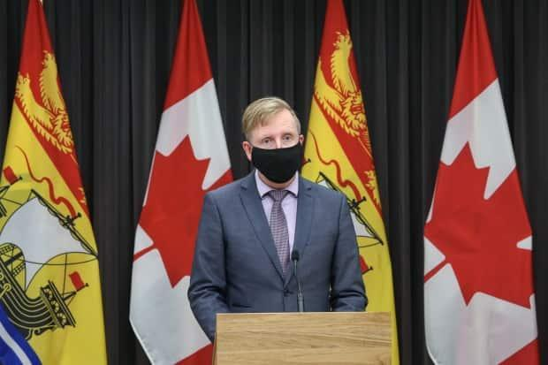 Submitted by Government of New Brunswick