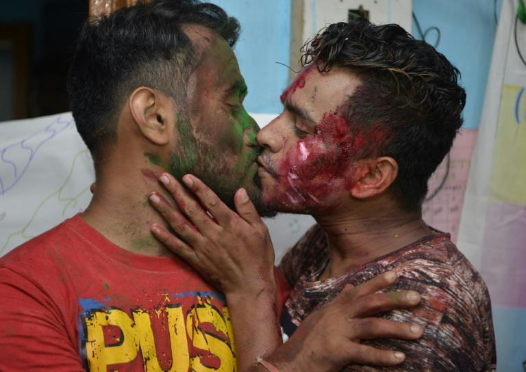 Gay sex has long been taboo in socially conservative India, with religious groups in particular fiercely opposing any liberalisation of sexual morality