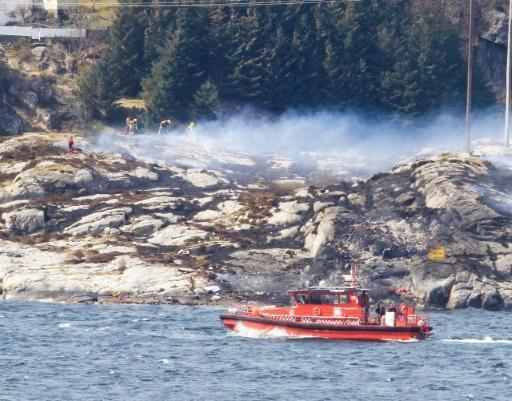 Eleven dead found after Norway helicopter crash: rescuers