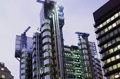 In the money: Lloyd's of London insurers Hiscox and Beazley