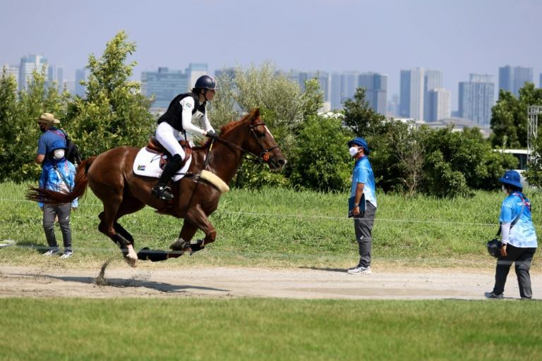 Volunteers can play a crucial role at Olympic equestrian events