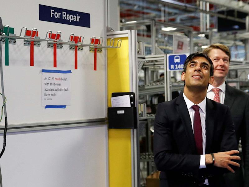 Rishi Sunak is reportedly planning to establish up to 10 new freeports to boost the UK's economy after Brexit: PA