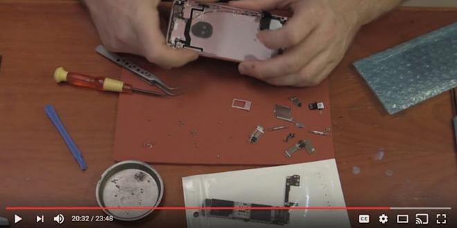 Scotty Allen, iPhone 6s, how to make iPhone from scratch