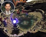"""<p><span>The actor reminded the world of his D&D obsession when he shared</span><a rel=""""nofollow noopener"""" href=""""https://www.instagram.com/p/BgIYZ69DtUQ/?hl=en&taken-by=joemanganiello"""" target=""""_blank"""" data-ylk=""""slk:photos of himself"""" class=""""link rapid-noclick-resp""""> <span>photos of himself</span></a><span> playing his favorite game at a convention held to honor game enthusiasts. And he didn't attend in the way some celebs go to Comic-Con, like to speak on a panel or something. No, Manganiello just wanted to sit and play in the home where Gary Gygax created the game. Manganiello noted that it had been on his bucket list to do so, which is not surprising if you consider that the actor has actuall </span><a rel=""""nofollow noopener"""" href=""""http://www.mtv.com/news/3000580/joe-manganiello-dungeons-dragons-movie/"""" target=""""_blank"""" data-ylk=""""slk:co-written a script"""" class=""""link rapid-noclick-resp""""><span>co-written a script</span></a><span> for a film version of the game, because he adores it so much. </span>(Photo: Instagram/joemanganiello) </p>"""