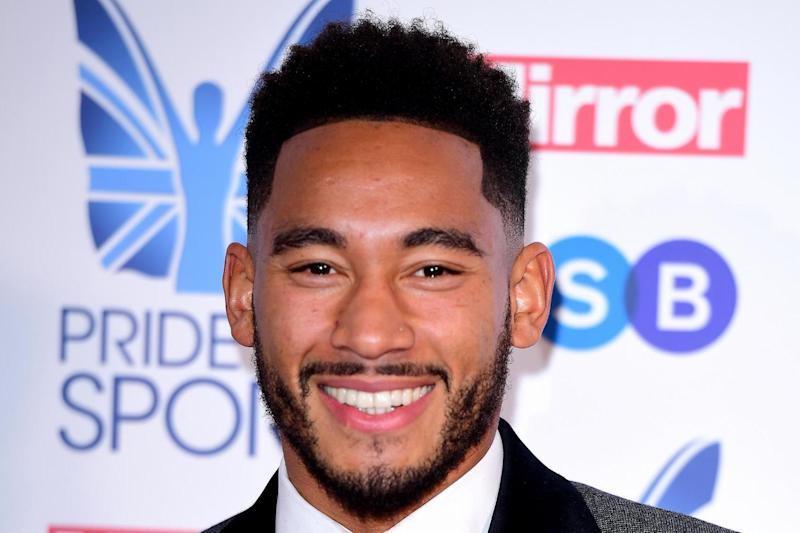 Love Island star Josh Denzel is reportedly among those paid by the Government to promote the NHS Test and Trace (PA)