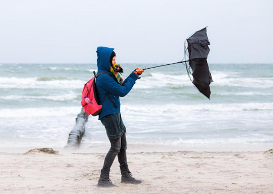 Heavy rain, wind gusts over 100 km/h possible in Atlantic Canada