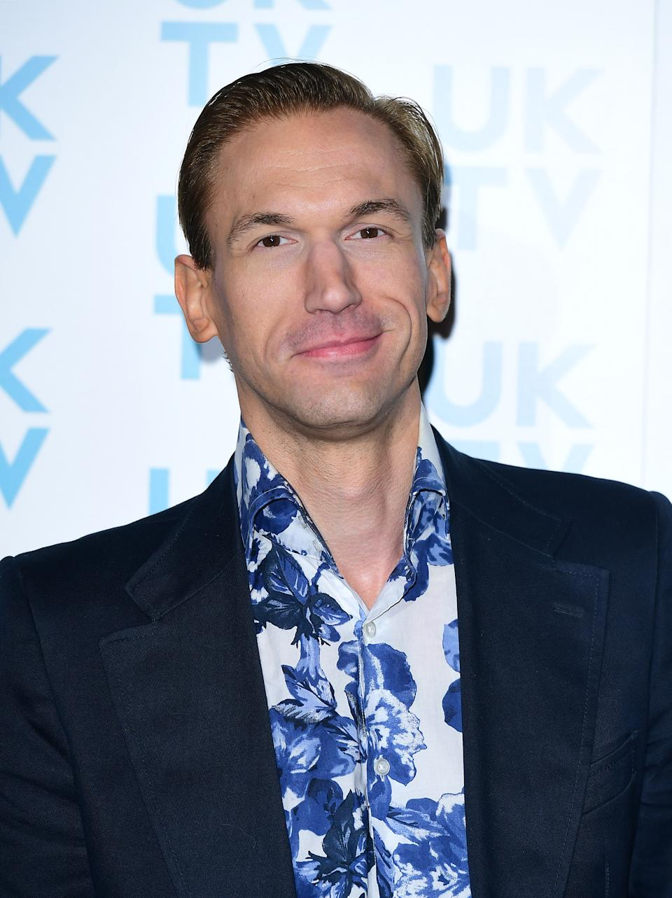 Dr Christian Jessen arriving for the UKTV Live new season launch at Claridge's hotel, London. (Photo by Ian West/PA Images via Getty Images)