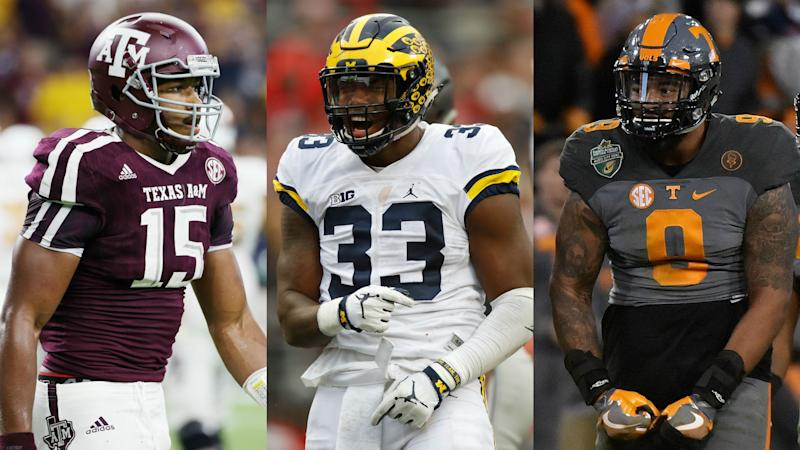 NFL Draft: Top 10 defensive ends in 2017 class