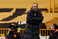 Nuno Espirito Santo is preparing his Wolves side for an FA Cup match against sixth-tier Chorley