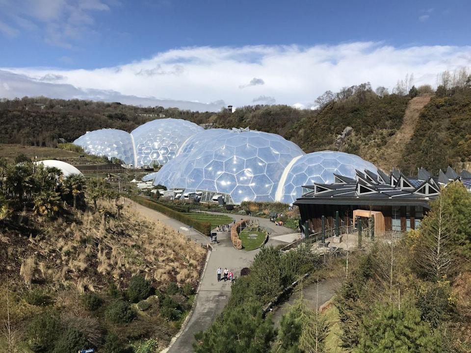 "<p>Reopening 17th May</p><p>Nestled in a huge crater in Cornwall, <a href=""https://www.edenproject.com/"" rel=""nofollow noopener"" target=""_blank"" data-ylk=""slk:The Eden Project"" class=""link rapid-noclick-resp"">The Eden Project </a>is an incredible attraction that connects us with the living world. You'll find massive Biomes housing the largest rainforest in captivity, plants, exhibitions and year-round family events. <br></p><p>Kids will love the <a href=""https://www.edenproject.com/visit/whats-here/rainforest-biome/rainforest-canopy-walkway"" rel=""nofollow noopener"" target=""_blank"" data-ylk=""slk:Rainforest Canopy Walk"" class=""link rapid-noclick-resp"">Rainforest Canopy Walk</a>, where the rope bridge stretches 23 metres across the canopy between two of the tallest trees in the 50 metre-high Biome. </p><p>For older kids (from ages 8 and up), there's plenty of exciting outdoor adventures like Big Air (a giant airbag jump), SkyTrek (a high ropes adventure course), and the SkyWire, England's longest and fastest zip wire, covering 660 metres and travelling at speeds of up to 60mph. </p><p><strong>Best age to visit: </strong>All ages, from toddlers to teens, are catered for.</p><p><strong> Where to stay:</strong> <a href=""https://go.redirectingat.com?id=127X1599956&url=https%3A%2F%2Fwww.booking.com%2Fhotel%2Fgb%2Ffowey-hall-a-luxury-family.en-gb.html%3Faid%3D2070936%26label%3Dplaces-to-take-kids-uk&sref=https%3A%2F%2Fwww.prima.co.uk%2Ftravel%2Fg34843717%2Fplaces-to-take-kids%2F"" rel=""nofollow noopener"" target=""_blank"" data-ylk=""slk:Fowey Hall"" class=""link rapid-noclick-resp"">Fowey Hall</a> hotel is a gorgeous family-friendly hotel just five minutes' walk from the sandy Readymoney Cove and a 15-minute drive from the Eden Project.</p><p><a class=""link rapid-noclick-resp"" href=""https://go.redirectingat.com?id=127X1599956&url=https%3A%2F%2Fwww.booking.com%2Fhotel%2Fgb%2Ffowey-hall-a-luxury-family.en-gb.html%3Faid%3D2070936%26label%3Dplaces-to-take-kids-uk&sref=https%3A%2F%2Fwww.prima.co.uk%2Ftravel%2Fg34843717%2Fplaces-to-take-kids%2F"" rel=""nofollow noopener"" target=""_blank"" data-ylk=""slk:CHECK AVAILABILITY"">CHECK AVAILABILITY</a></p>"