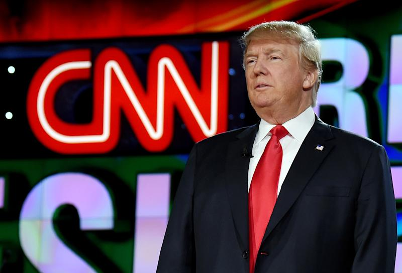 The Trump Family Turns to Bashing CNN, 'Fake News' Media as Russian Scandal Develops