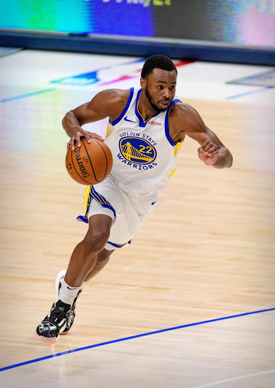 Andrew Wiggins remains unvaccinated against COVID-19, which could impact his availability for the Warriors this season.