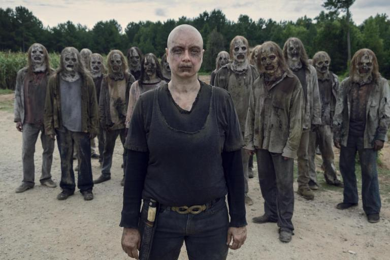 The Walking Dead producer explains 'organic decision' to kill off three major characters