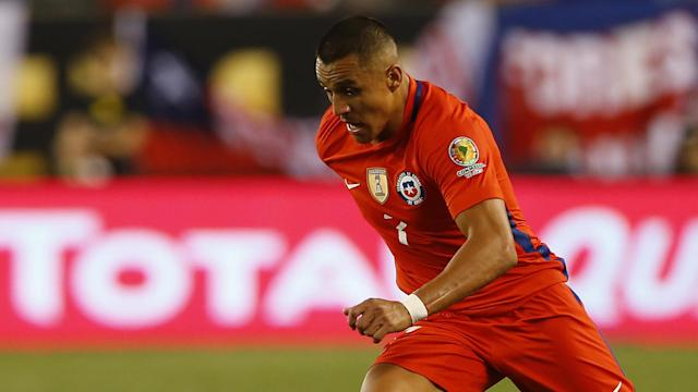 Alexis Sanchez became Chile's joint-top goalscorer in a win at home to lowly Venezuela on Tuesday.