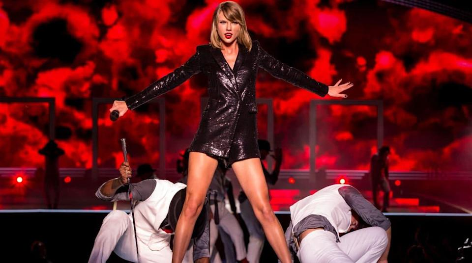 Taylor Swift  - Christopher Polk - Getty Images - AFP