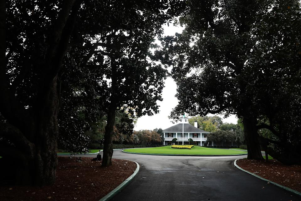It was a quiet Masters. (Photo by Jamie Squire/Getty Images)