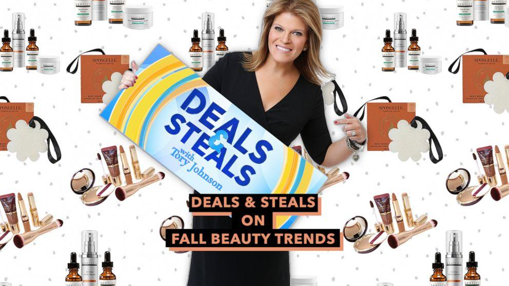 'Strahan, Sara and Keke' Deals & Steals on fall beauty trends (ABC News)