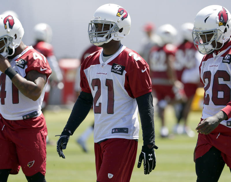 Steelers' players on board with going after Patrick Peterson