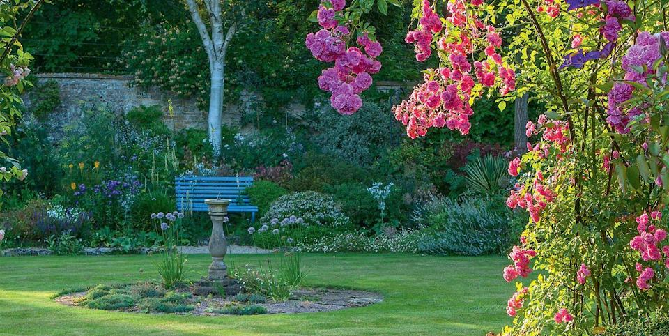 Photo credit: Glorious Gardens, by Country Living|Clive Nichols