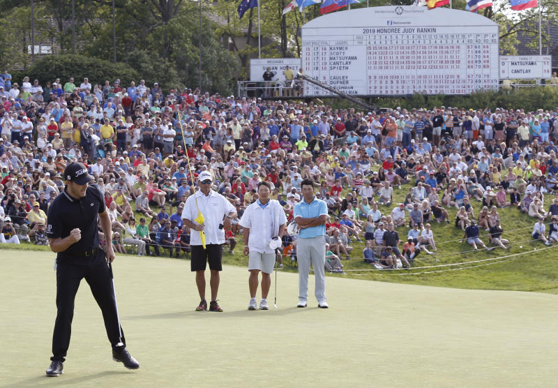 With governor's approval, Memorial Tournament to have fans